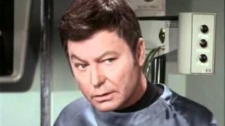 """Star Trek. """"Spock's Brain"""" funny dub"""