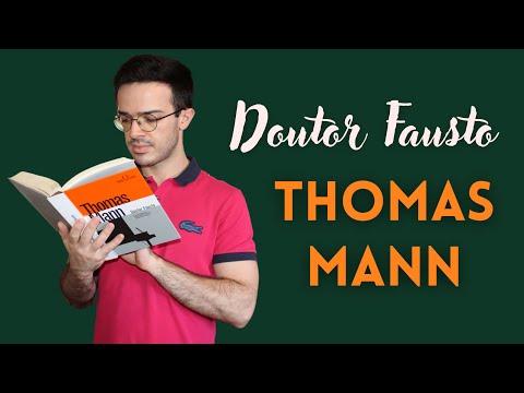 #26-L - Doutor Fausto, de Thomas Mann