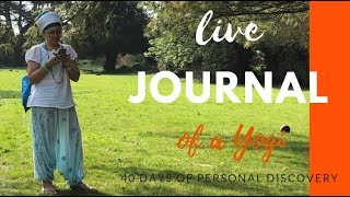 preview picture of video 'Day 29-30. Live journal of a yogi. Hard day.'