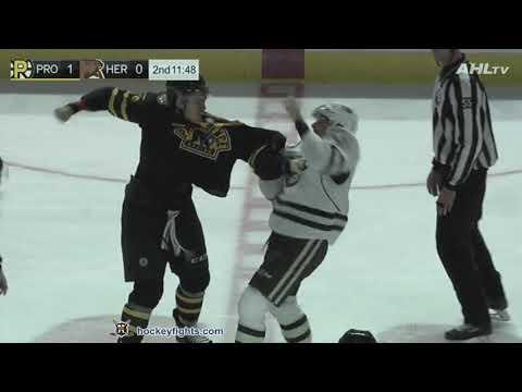 Garrett Pilon vs. Jeremy Lauzon