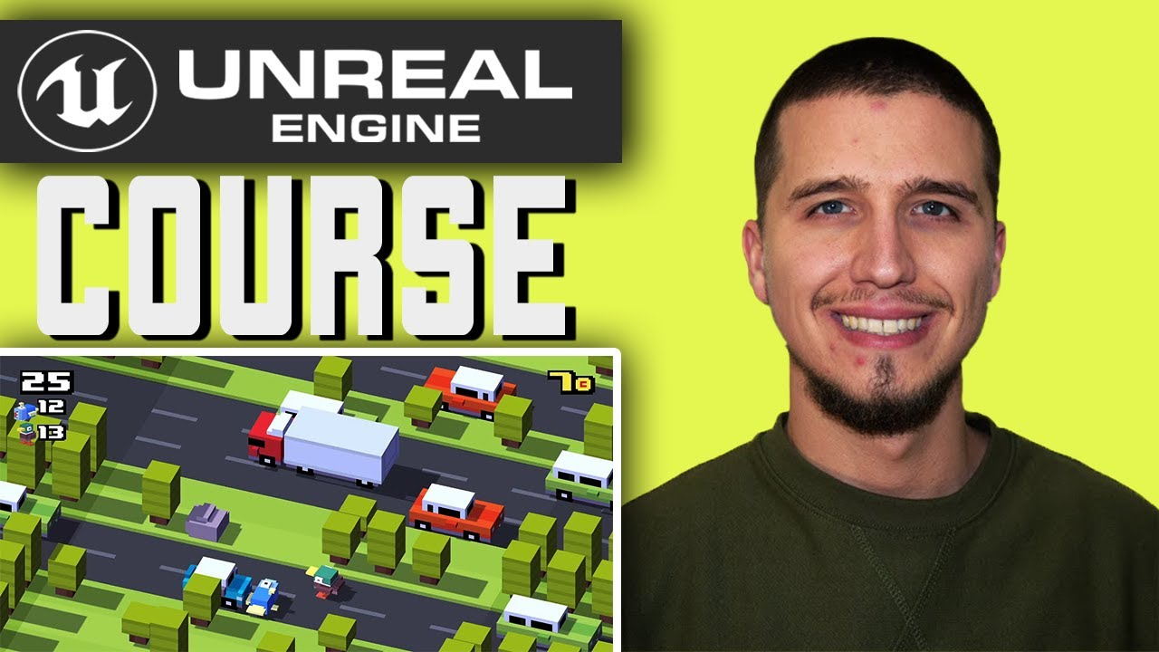 Unreal Engine 4 Course - From Beginner To Pro