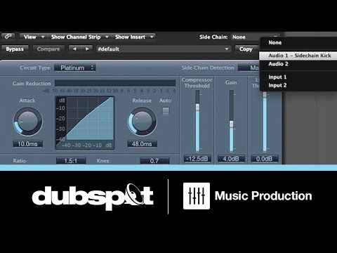 Logic Pro Tutorial: Using Side Chain Compression – Tips & Tricks