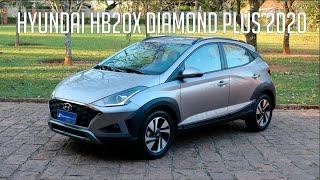 Avaliação: Hyundai HB20X Diamond Plus 2020