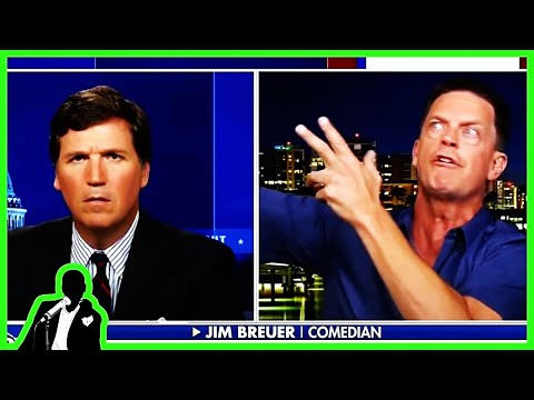 'Eat More Fruit!': Anti-Vax Comedian Gives TERRIBLE Covid Advice On Tucker