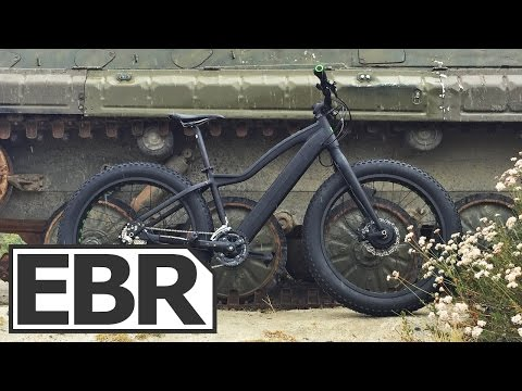 Easy Motion Big Bud Pro Video Review – 2WD Electric Fat Bike
