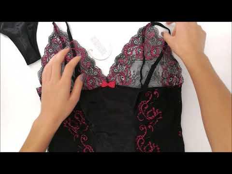 Košilka Amarone chemise XXL - Obsessive