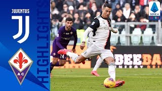 Juventus 3-0 Fiorentina   CR7 Scores Brace From The Penalty Spot   Serie A