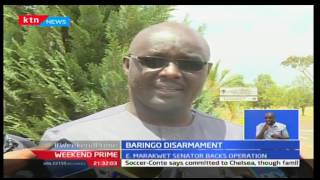 Baringo leaders have called on the government to be cautious during disarmament exercise