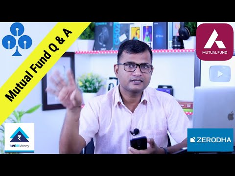 Mutual Funds Q & A | SBI Small 22% | SIP For 15 Years | Paytm Money Problems | Credit Score up Kare