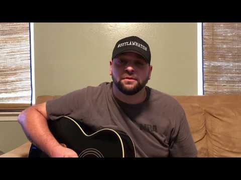 Even though I'm Leaving by Luke Combs (cover) by Jesse Howard