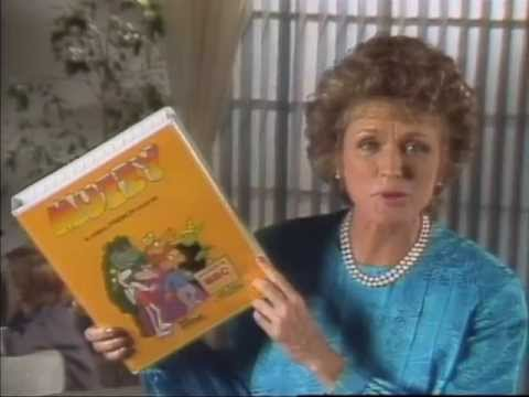 Anyone else remember the Muzzy commercials from the 80s?