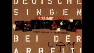 Heinz Rudolf Kunze - Maikäfer Flieg live