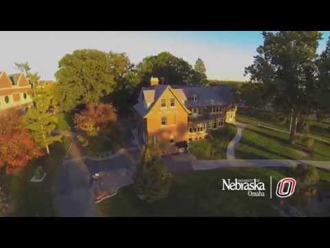 University of Nebraska at Omaha Aerial Video