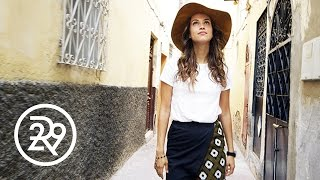 The Colorful Culture Of Morocco's Expats | Style Out There | Refinery29