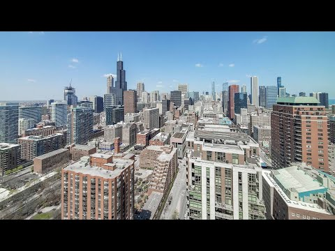 A South Loop 2-bedroom #3801 at the amenity-rich 1001 South State