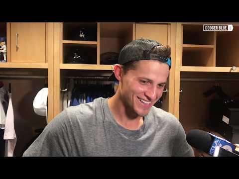 Dodgers postgame: Corey Seager unable to explain success at Dodger Stadium