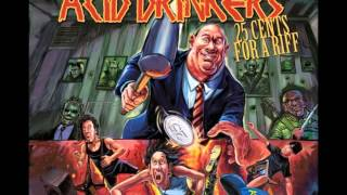 Acid Drinkers - Not By It's Cover