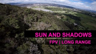 FPV // Long Range // Sun And Shadows // Ambient sounds // Bogota - Colombia