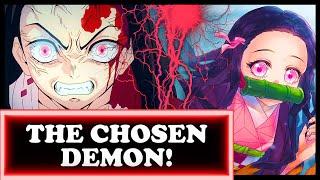Nezuko Kamado  - (Demon Slayer: Kimetsu no Yaiba) - The DARK Secret of Nezuko's Demon Power! (Demon Slayer / Kimetsu no Yaiba Nezuko Powers Explained)