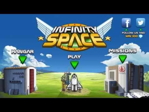 infinity space обзор игры андроид game rewiew android.