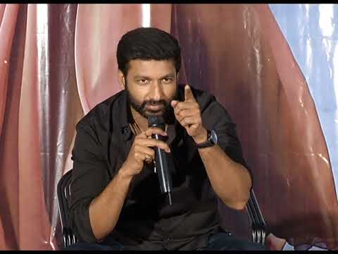 Gopichand Interview About Pantham