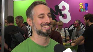 SPIEL 2019 - ABACUSSPIELE - Matthias Wagner im Interview - Spiel doch mal...!