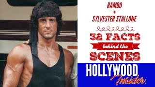 Rambo V: Last Blood – 32 Behind The Scenes Facts On Sylvester Stallone & Rambo Series