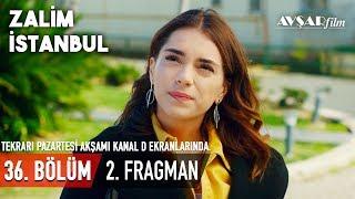 """Aramızda gizli saklı ne kaldı ki oğlum! Zalim İstanbul 36. Bölüm tekrarıyla Pazartesi akşamı 22:30'da Kanal D ekranlarında..   Ceren bebeğine kavuşuyor. Cemre şimdi Cenk'e nasıl tepki verecek? Ceren'in çocuğu babasız mı büyüyecek? Cenk'in son kararı ne olacak?  """"ZALİM İSTANBUL"""" tüm bölümlerini izlemek için tıklayın; https://www.youtube.com/playlist?list=PLGq8JCkcsJKCq8ZZriKo9DkvHH1hxGfil  Her bölümden diziye özel kamera arkası görüntüleri, röportajlar ve çok daha fazlası için ZALİM İSTANBUL YouTube kanalında.  HEMEN ABONE OLUN; https://www.youtube.com/zalimistanbul  Avşar Film YouTube kanalına abone olarak yüklenen tüm videolardan anında haberdar olabilirsiniz.  HEMEN ABONE OLUN; https://www.youtube.com/AvsarFilm  Oyuncular: Fikret Kuşkan (Agah Karaçay), Deniz Uğur (Seher Yılmaz), Mine Tugay (Şeniz Karaçay), Ozan Dolunay (Cenk Karaçay), Simay Barlas (Damla Karaçay), Berker Güven (Nedim Karaçay), Bahar Şahin (Ceren Yılmaz), Sera Kutlubey (Cemre Yılmaz), İdris Nebi Taşkan (Civan Yılmaz), Ayşen Sezerel (Neriman), Gamze Demirbilek (Nurten)  Yapımcı: Şükrü Avşar Yönetmen: Şenol Sönmez Öykü: Sırma Yanık Senaryo: Aysun Erdoğan - Seda Çakır Avunduk - Özlem Taşağal Yakıcı Görüntü Yönetmeni: Cengiz Fazlıoğlu Sanat Yönetmeni: Canan Özkan  Resmi Sosyal Medya Hesapları: https://www.instagram.com/zalimistdizi https://www.facebook.com/zalimistdizi  https://www.twitter.com/zalimistdizi  #zalimistanbul #fragman #dizi #avşarfilm #kanald"""