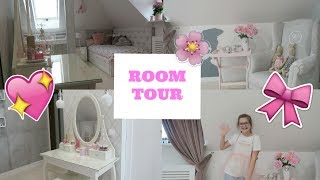 ROOM TOUR - mój nowy pokój