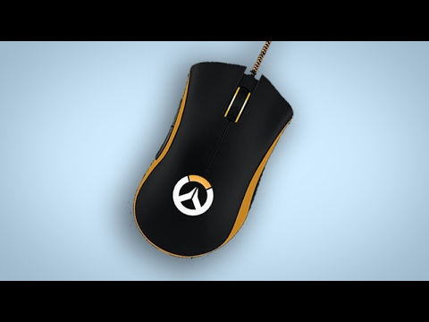¡Unboxing! – Overwatch Razer DeathAdder – Review mouse e-sports