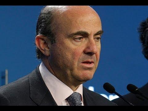 Luis de Guindos: En los últimos 4 meses la confianza en España se refleja en los indicadores