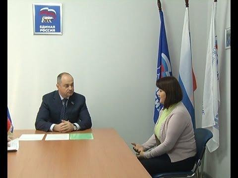 Депутат Меньшиков