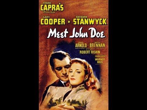 JUAN NADIE (MEET JOHN DOE, 1941, Full movie, Spanish, Cinetel)