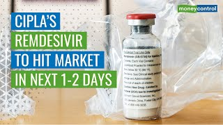 India Sovereign Pharma Dispatches First Batch Of Remdesivir To Cipla - Download this Video in MP3, M4A, WEBM, MP4, 3GP