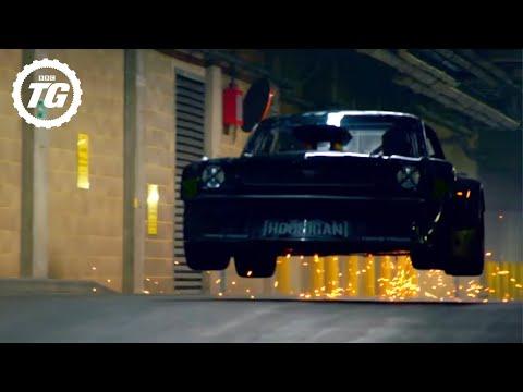 Ken Block Drifts London – EXTENDED Director's Cut | Top Gear | BBC