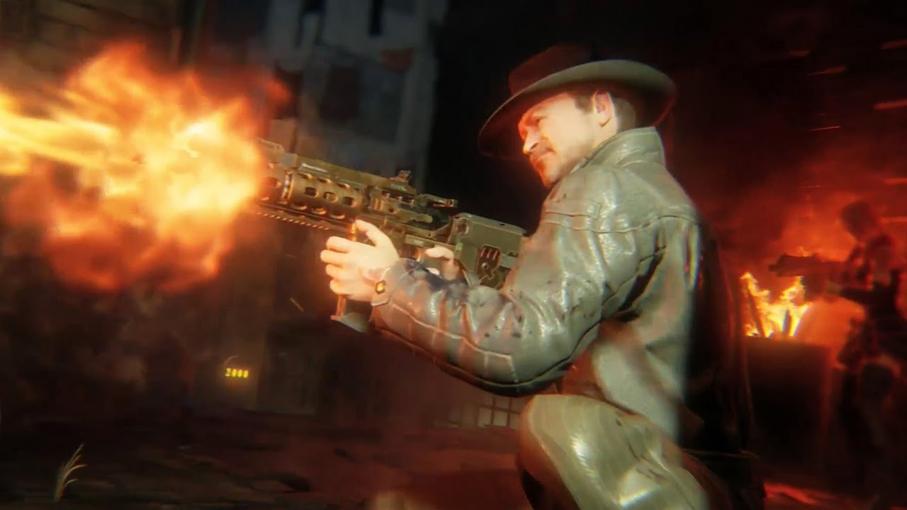 CALL OF DUTY Black Ops 3 Zombies Trailer (PS4 / Xbox One) #VideoJuegos #Consolas