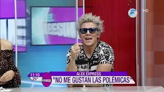 El YouTuber Paraguayo Alex Express visitó el programa.