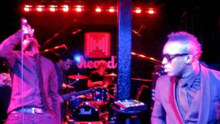 CMJ 2011 - The Upperclass Men - Who Gon' Stop Me/Vae Victis [LIVE] - Heardcase @ Dominion