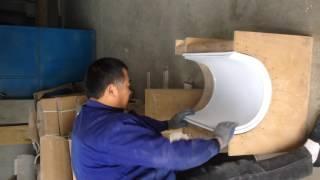 PVC Foam Board Hot Bending