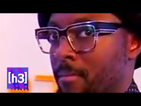will.i.am -- h3h3 reaction video