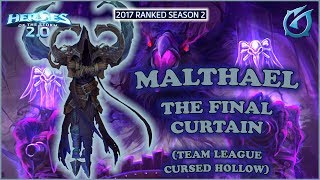 Grubby | Heroes of the Storm 2.0 | Malthael - The Final Curtain - TL - 2017 S2 - Cursed Hollow