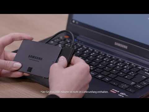Notebook-Festplatte durch SSD ersetzen - Einfach erklärt