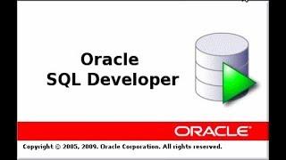 Oracle SQL Developer Tool Tutorial