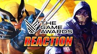 DOODS REACT: The Game Awards 2018 - Full Show