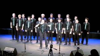 10538 Overture (Electric Light Orchestra) - The Water Boys (A Cappella Cover)