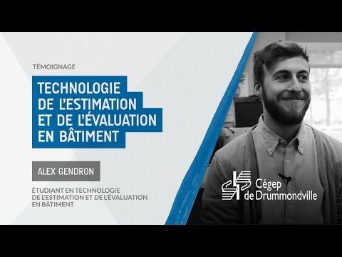 DEC   Technologie de l'estimation et de l'évaluation en bâtiment
