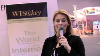 Wisekey esittelee uuden WISeID salasanan suojaus ohjelman