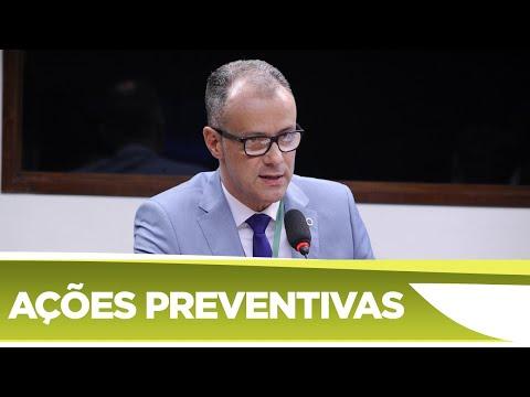 Presidente da Anvisa participa da audiência sobre coronavírus - 04/03/20