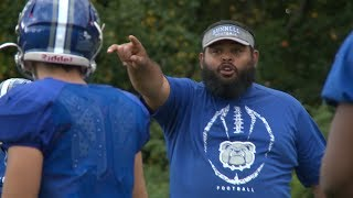 Bunnell's Ty Jenkins draws inspiration from his New London coaches