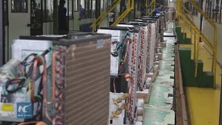Download Video China's top maker of air conditioners breezes into Brazil's economy and society MP3 3GP MP4